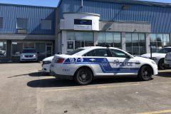 Plus de crimes contre la personne, moins de vols de voitures à Saint-Laurent