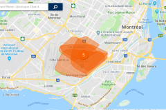 Pannes d'électricité majeures dans l'ouest de Montréal
