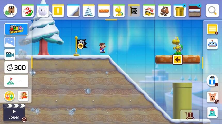 Essai de Super Mario Maker 2: Mario à l'infini