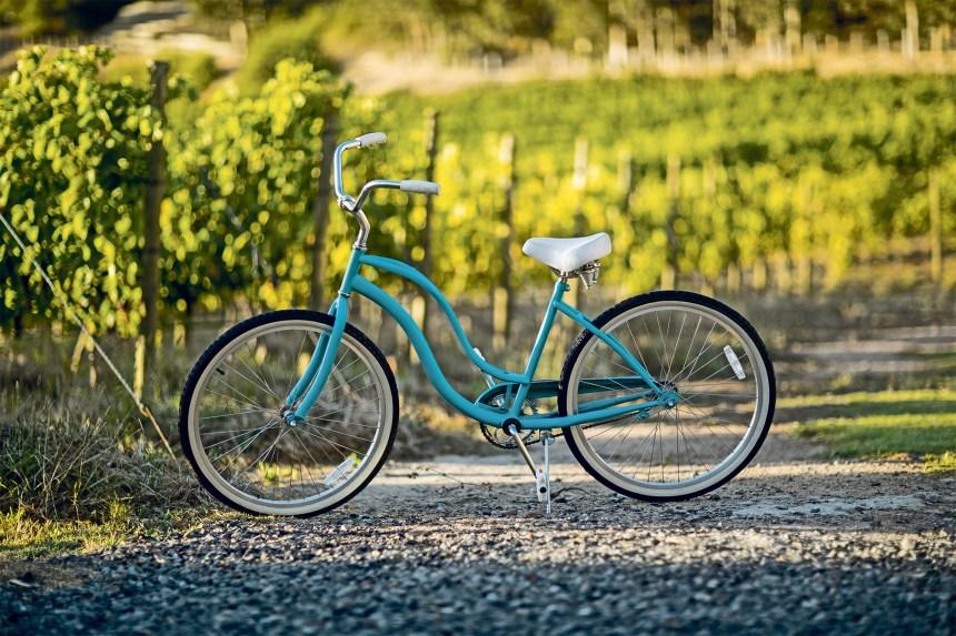 La route des vins à vélo