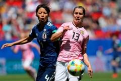 Le Japon dispose de l'Écosse 2-1 à la Coupe du monde de soccer féminin