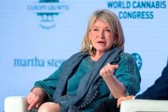 Martha Stewart parle de la recette du succès au Congrès mondial du cannabis