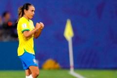 Marta marque un 17e but record dans la victoire du Brésil au Mondial