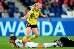 Battues 1-0 par la Suède, les Canadiennes sont éliminées de la Coupe du monde