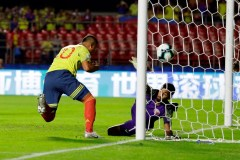 La Colombie bat le Qatar 1-0 grâce à un but de Duvan Zapata en fin de match