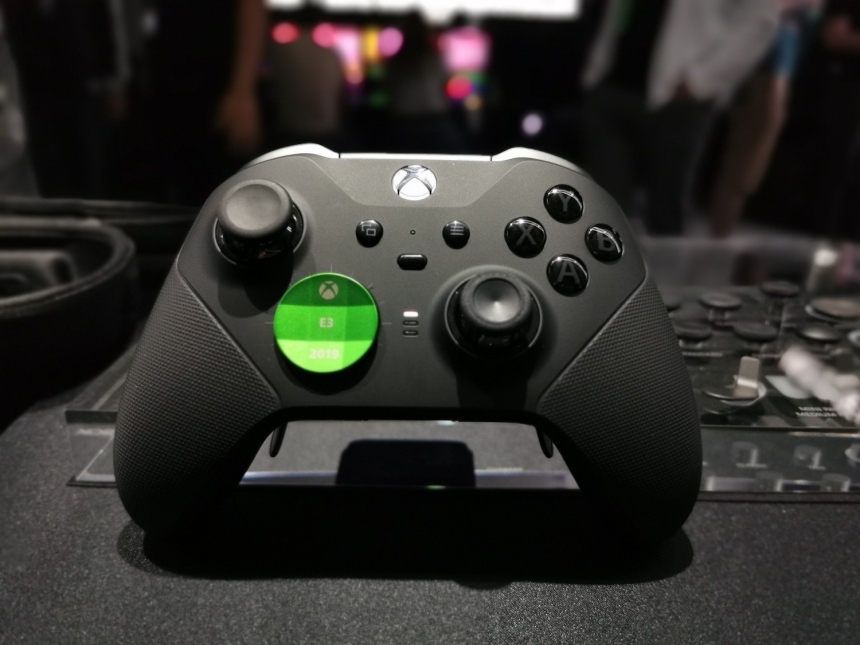 Xbox Elite Wireless Controller Series 2: mes premières impressions