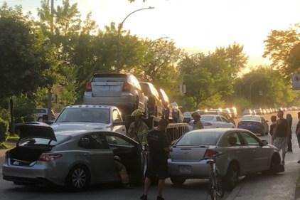 Trop de chauffards sur Viau déplorent des citoyens