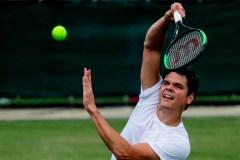 Milos Raonic se retire des Internationaux de tennis des États-Unis