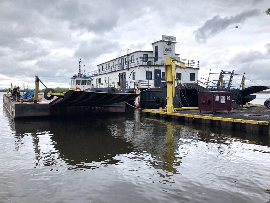 Navette fluviale: la date du premier voyage n'est toujours pas confirmée