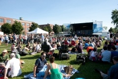 Festival folk sur le canal ce week-end