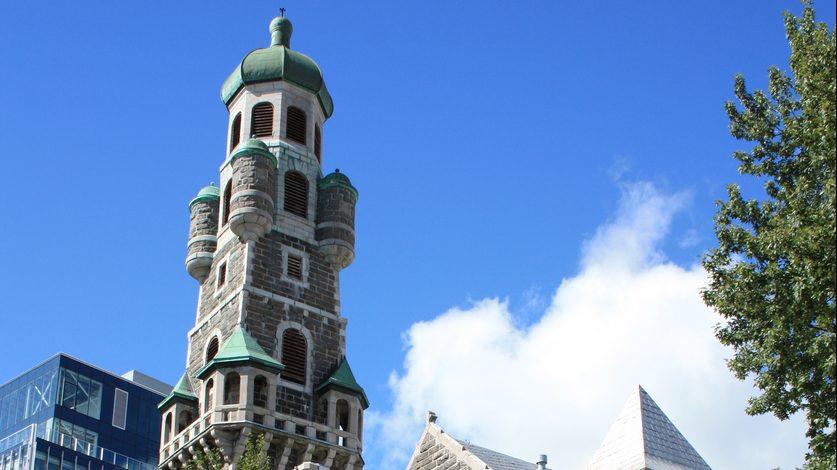 Québec: la démolition de l'église Saint-Coeur-de-Marie devrait débuter mercredi