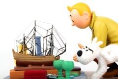 Le dessin de la première couverture de Tintin vendu aux enchères