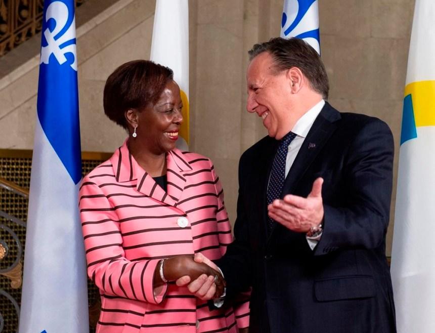 Francophonie: les critères d'admission sont à revoir, dit la secrétaire générale
