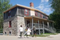 La maison du Meunier accueillera bientôt les visiteurs