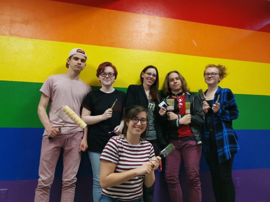 Le comité LGBTQ gardera sa porte grande ouverte au Cégep Marie-Victorin