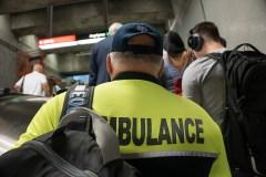 Ambulanciers dans le métro: une profession méconnue, mais essentielle