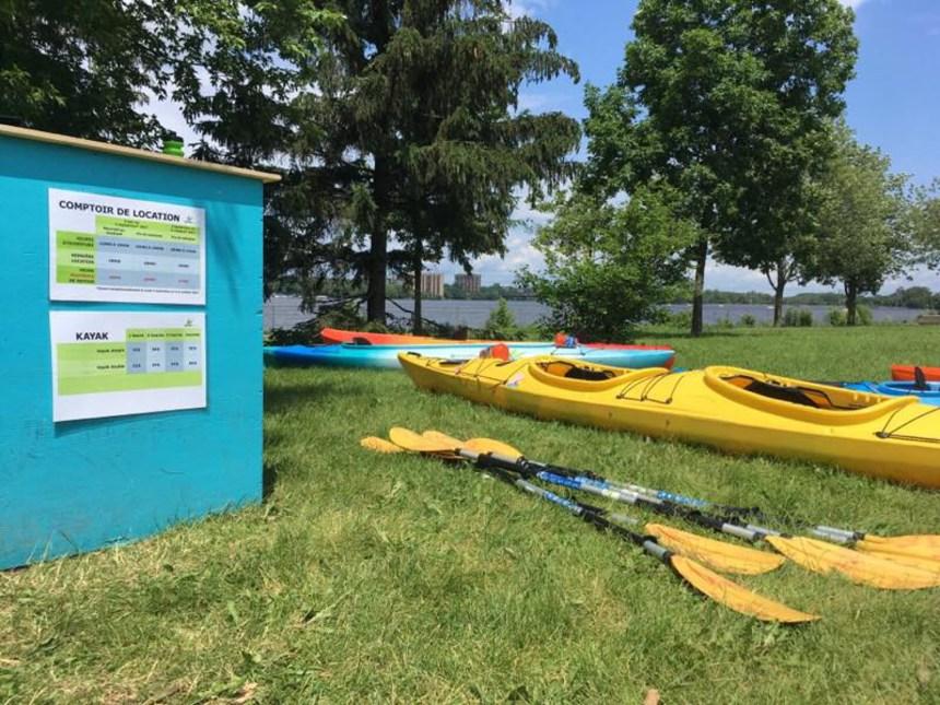 Sites nautiques : retard au parc Beauséjour