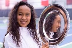 La Québécoise Leylah Annie Fernandez participera au Challenger de Gatineau