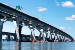 Pont Samuel-De Champlain: un modèle pour l'avenir, dit un expert