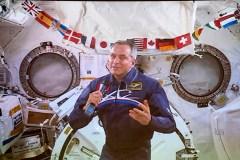 L'astronaute David Saint-Jacques se prépare à revenir sur Terre