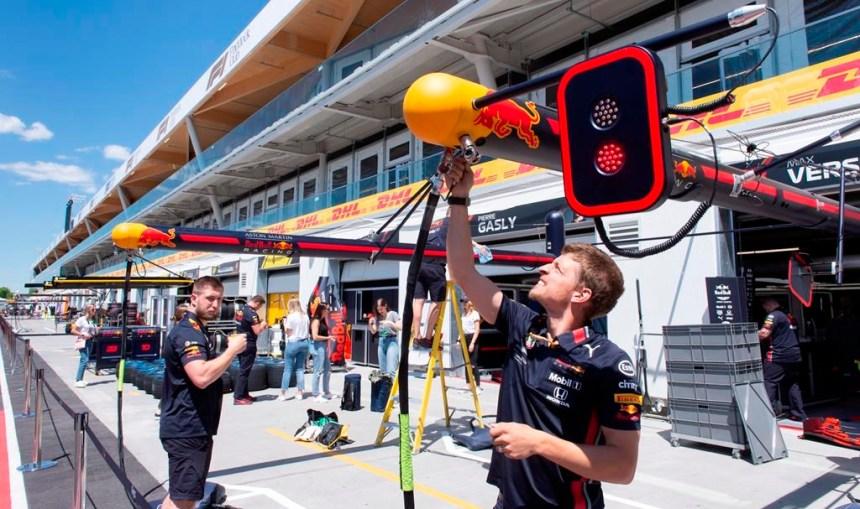 Voici les réactions des pilotes face aux nouveaux paddocks du GP du Canada
