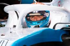 Le Canadien Nicholas Latifi espère un volant à temps plein en F1 2020