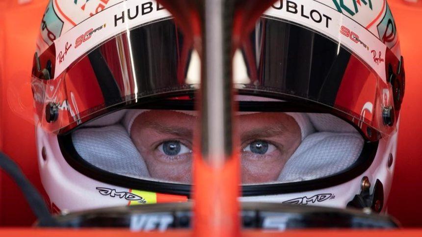 Vettel est le plus rapide de la 3e séance d'essais au Grand Prix du Canada
