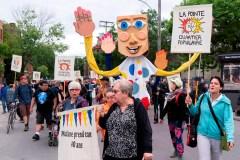 Pointe-Saint-Charles a été le laboratoire des mouvements sociaux