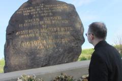 Le REM passera tout près d'un cimetière sacré