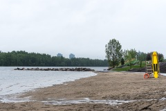 La plage de Verdun officiellement ouverte