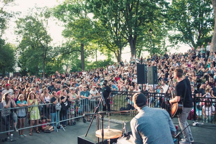 Des milliers de personnes attendues dans la ruelle Gaboury