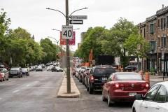 Intersection dangereuse: le Plateau-Mont-Royal retranchera une voie sur le boulevard Saint-Joseph