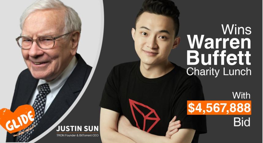 Ce crypto-entrepreneur s'offre un Buffett pour 4,6M$