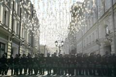 Plus de 500 arrestations lors d'une manifestation de l'opposition en Russie