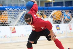 Passage difficile en Indiana pour l'équipe canadienne masculine de goalball