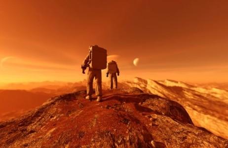 Un composé présent dans le raisin pourrait renforcer les muscles des astronautes qui iront sur Mars