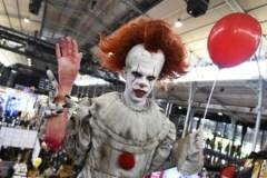 La suite de «Ça», toujours aussi sanglante, vient éclabousser le Comic-Con