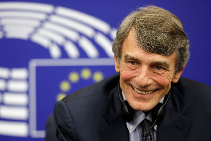 Un social-démocrate italien prend la tête du Parlement européen
