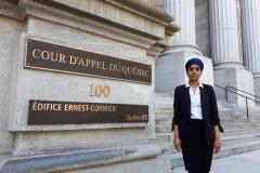 Suspension de la Loi 21: les demandeurs portent la cause en appel
