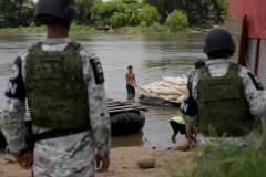 Mexique: déploiement militaire «permanent» à la frontière du Guatemala