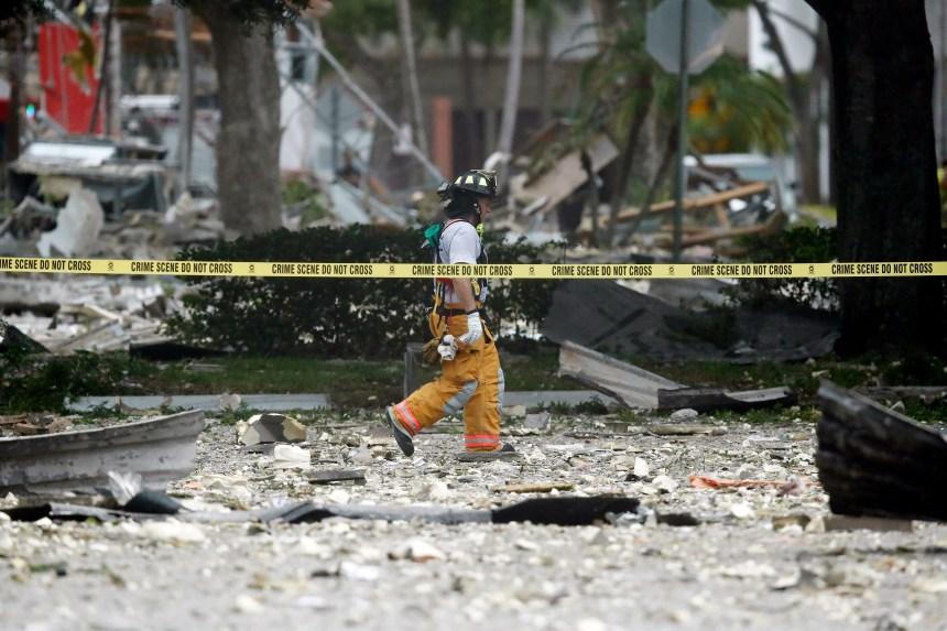Une explosion massive fait plusieurs blessés dans un centre commercial floridien