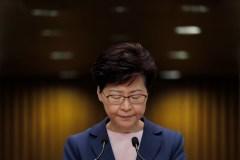 Hong Kong: l'exécutif annonce, sans convaincre, la «mort» du texte sur les extraditions