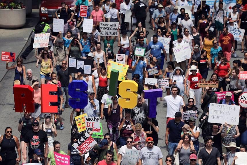 États-Unis: des milliers de sans-papiers dans l'angoisse de l'expulsion