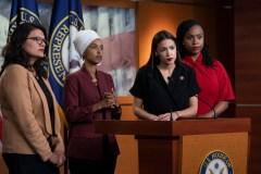 États-Unis: les élues visées par Trump dénoncent son racisme