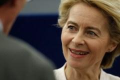 UE: l'Allemande von der Leyen devient la première femme élue à la tête de la Commission européenne
