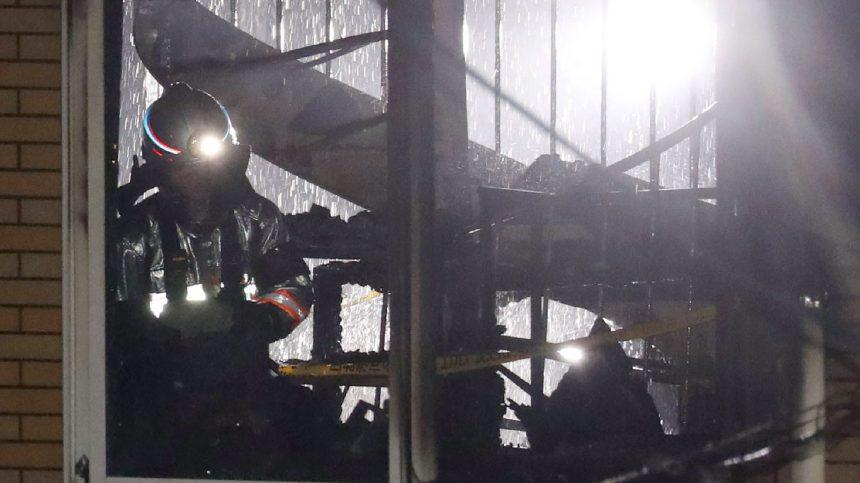 Japon: un incendie criminel fait 33 morts dans un studio d'animation