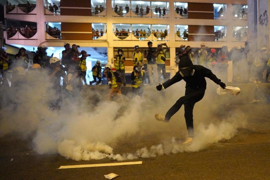 Hong Kong: nouvelle manifestation majeure anti-Pékin