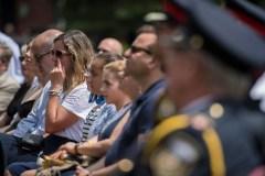 Toronto: cérémonie à la mémoire des victimes de la fusillade de Danforth