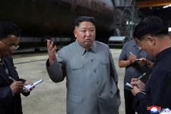 Corée du Nord: tirs de deux «projectiles» de «courte portée»