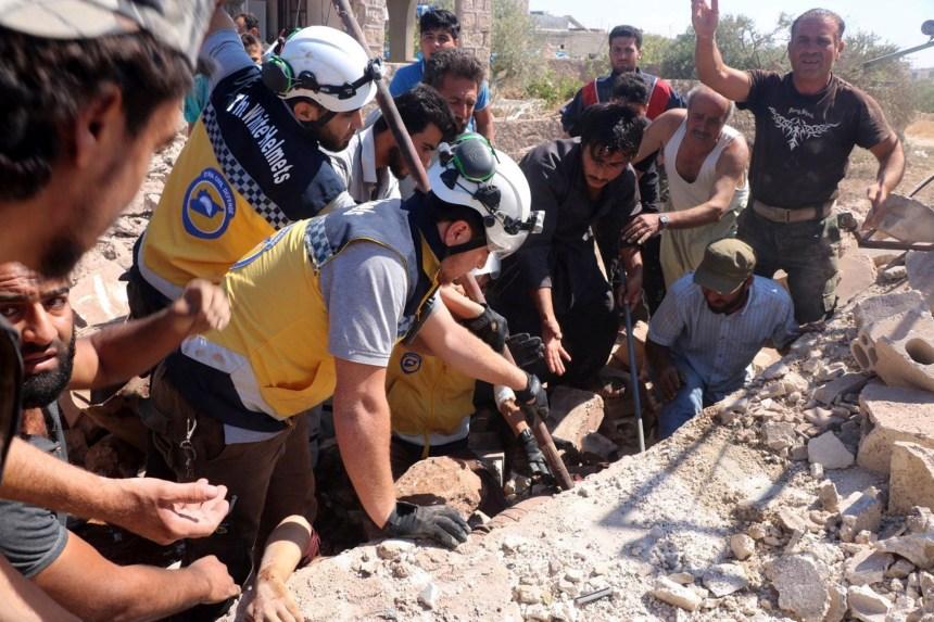 Syrie: plus de 400 000 personnes déplacées en trois mois